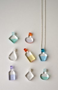 bottle(necklace)