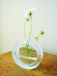 ring(flower vase)